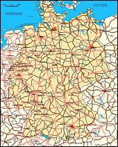 Angrenzende staaten deutschland