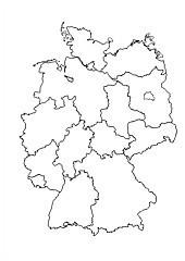 Bundesländer Deutschland Karte Zum Ausdrucken.Deutschlandkarte Ohne Beschriftung Zum Ausdrucken My Blog